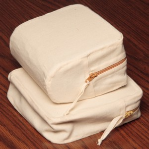 Microphone pouches