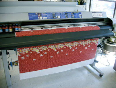 Introduction to Digital Fabric Printing