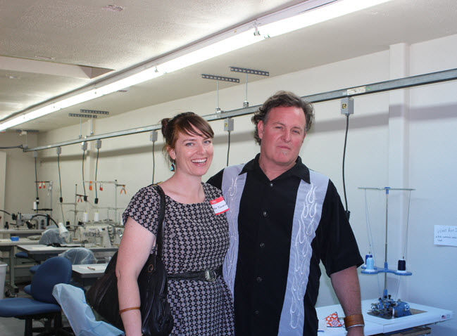Heather_William_Sewing-factory-school_opening-party
